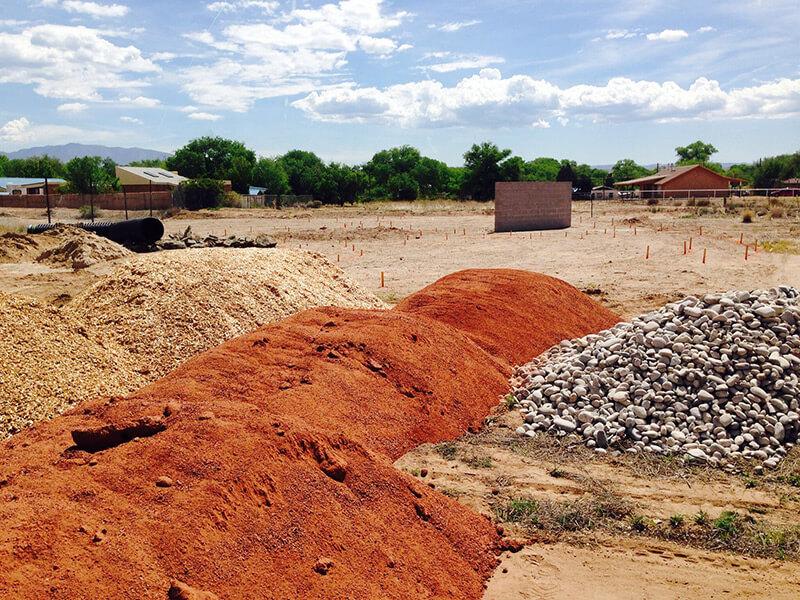 Colibrí children's play garden construction image 3