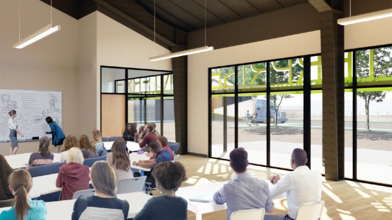 Social Enterprise Center Community Engagement Hub