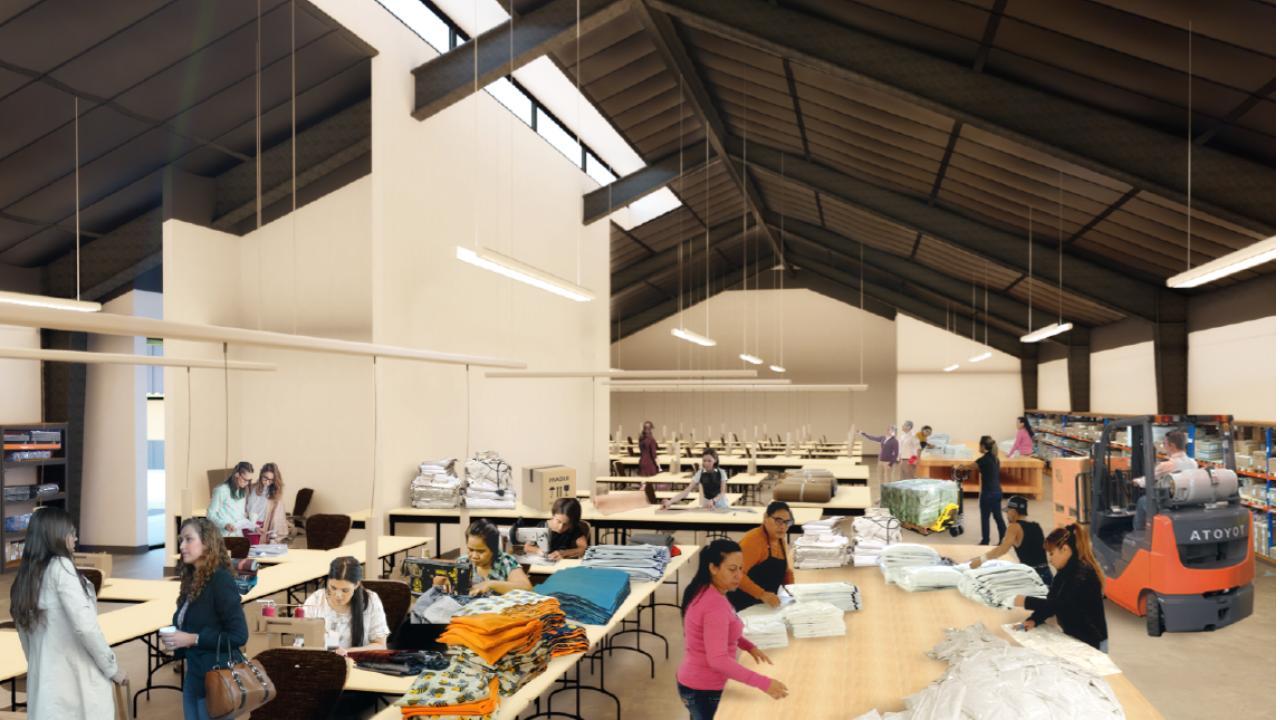 Social Enterprise Center Textile/Manufacturing